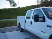 Ford F-350 Ford F-350 Xl 4 door crew cab